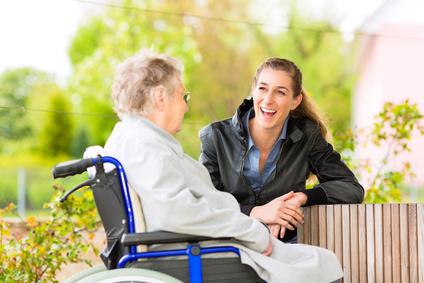 Verhinderungspflege Senioren